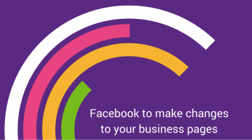 Facebook to make changes to your business pages (1)